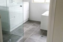 Bonnyrigg bathroom renovation 1