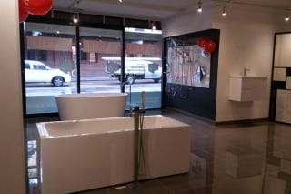 bathroom show room sydney