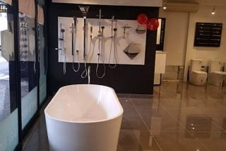 bathroom showroom sydney