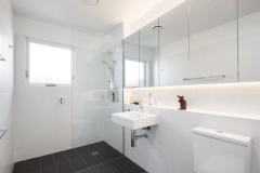 bathroom renovation glebe