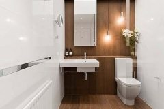timber look bathroom sydney