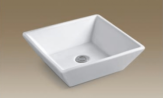 Above Counter Ceramic Basin