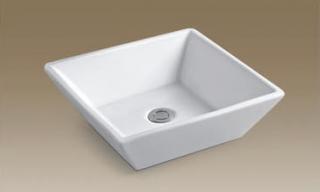 Above Counter Ceramic Basin