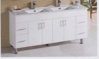 We sell a variety of vanity units online or in store for Bathroom cabinets 1800mm