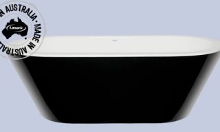 Free Standing Two Tone Baths
