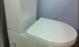 Iris Back to wall toilet suite