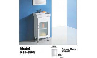 Mini Vanity 450mm-P15450G
