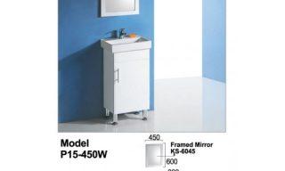 Mini Vanity 450mm-P15450W