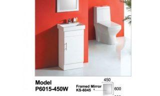 Mini Vanity 450mm-P6015450W