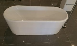 Oval Free Standing Bath