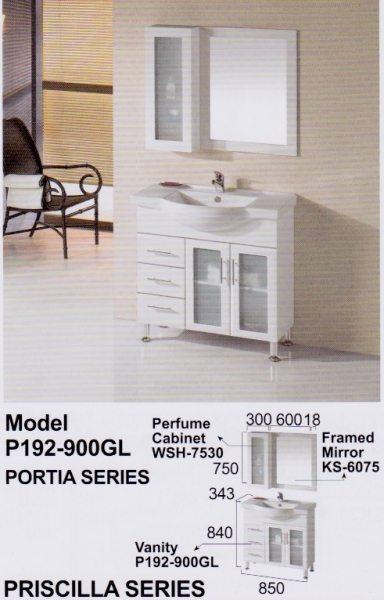 Buy A Portia Vanity 900mm Online At Luke S Renovations In