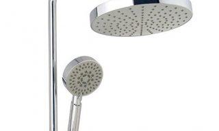 Round Twin Shower