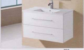 Sierra Wall Hung Vanity 900mm