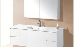 Wall Hung Willow Vanity 1500mm