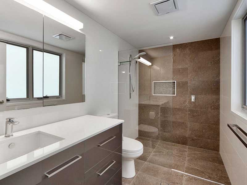 Sydney bathroom renovation packages for Small bathroom design 2m x 2m