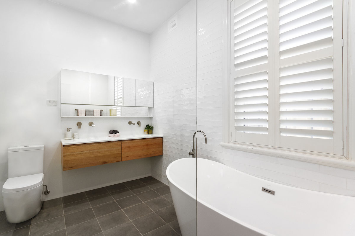 Bon Our Bathroom Renovation Packages