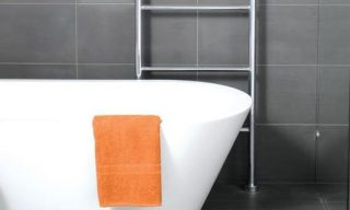 Heated Towel Rail and Towel Ladders