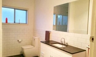 Blakehurst bathroom renovation