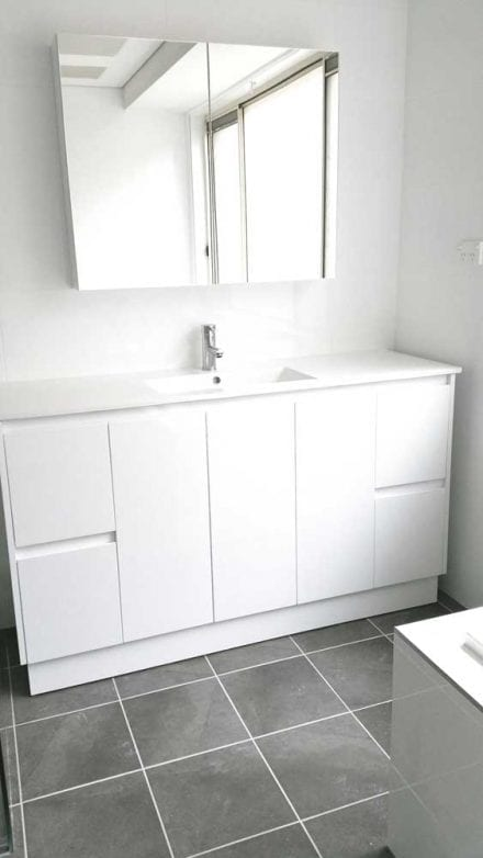Bonnyrigg bathroom renovation