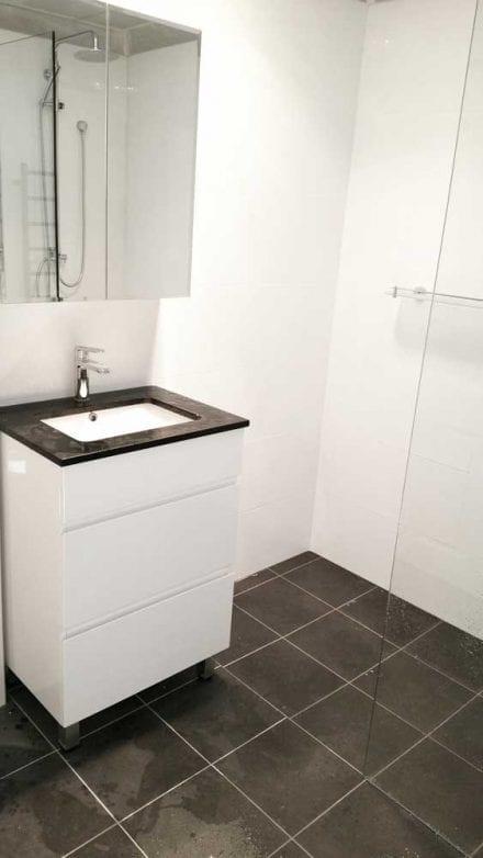 Canterbury bathroom renovation
