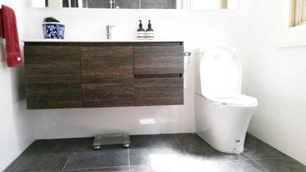 Glebe Bathroom Renovation