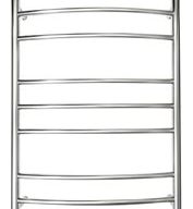 Forme Designer 9 bar round - curved heated towel rail