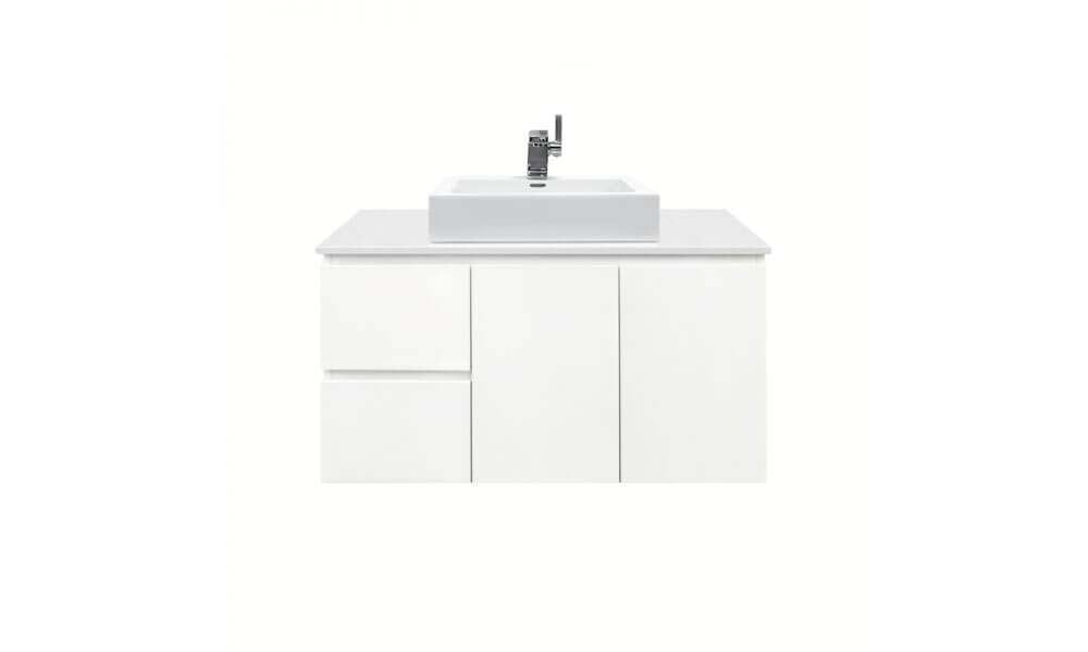 Buy A Mont Albert 900 Wall Hung Vanity Online At Luke S Renovations In Sydney