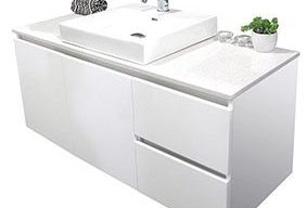 Parclane 1200 Wall Hung Vanity