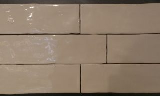 ash hand made subway tiles