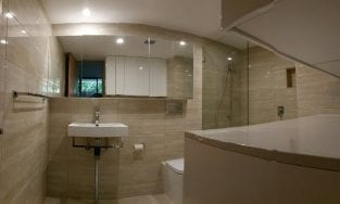bathroom remodel surry hills