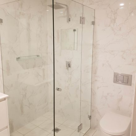 Bathroom Renovation Project In Camperdown Sydney