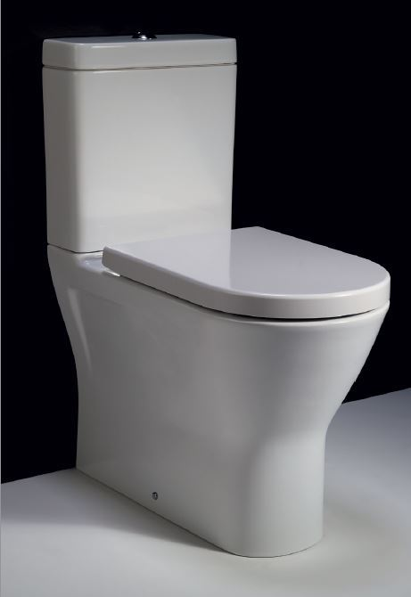 Buy A Resort Rimless Back To Wall Bottom Inlet Toilet Suite