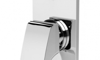 Rush shower:bath diverter mixer