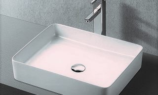 Artis H45 Rectangular Slim Basin