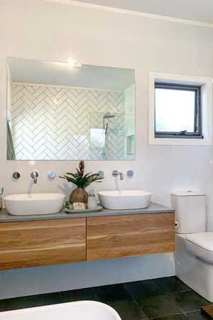 after bathroom renovations sydney
