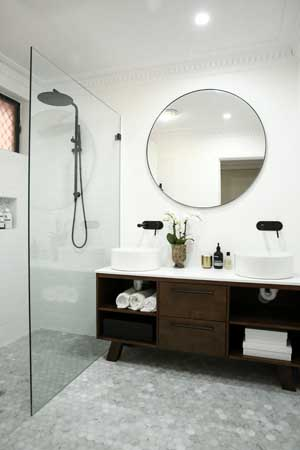 bathroom reno sydney