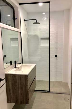 lukes bathroom renovations sydney